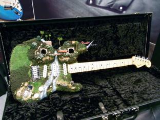 ジオラマEギター