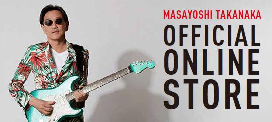 MASAYOSHI TAKANAKA OFFICIAL ONLINE STORE